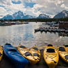 Kayaks<br /> Maker: Jim Lawrence<br /> Category: Open Color<br /> Score: 11 July 2009