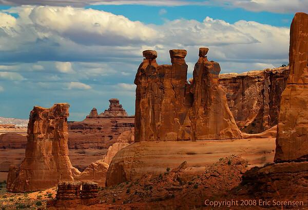 """Utah Landscape""<br /> By Eric Sorensen<br /> Open-Color<br /> Score - 13 March 2009"