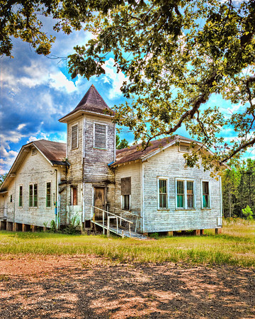 Abandoned Church<br /> by Wayne Tabor<br /> Category:  Non-traditional<br /> Score:  12