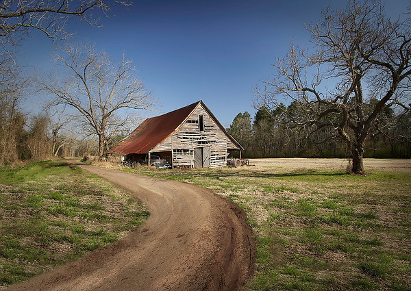 Barn off Hwy 79<br /> Maker: Wilfred Smith<br /> Catagory:  Open Color<br /> Score: 13