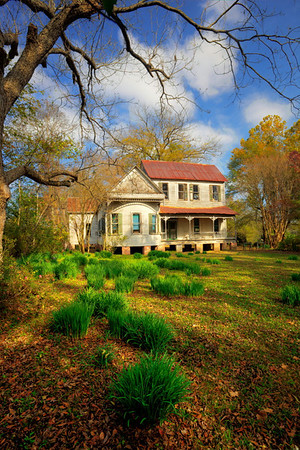 "Keachi Mayor""s House<br /> by Wayne Tabor<br /> Open Color<br /> Score 14"