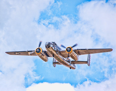 """B25"" by Harvey Jelks Open Color Score 11"