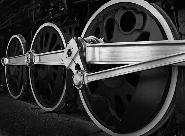 Maker:  Joy Austin<br /> Title:  Steel<br /> Category:  Black and White<br /> Score:  12