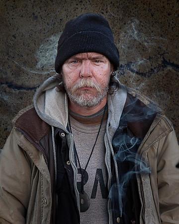 Maker: Danny Haddox<br />  Title: Michael<br />  Category: Portraiture<br />  Score: 12