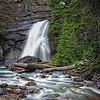 Maker:  Wayne Tabor<br /> Title:  Baring Falls<br /> Category:  Landscape/Travel<br /> Score:  13