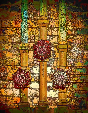 Pipe Roses
