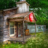 Maker:  Dwayne Anders<br /> Title:  Church Camp<br /> Category:  Pictorial<br /> Score:  14