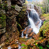 Maker:  Wayne Tabor<br /> Title:  Flume Falls<br /> Category:  Landscape/Travel<br /> Score:  12