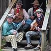 Maker:  Don Angle<br /> Title:  Four Musicians at Pleasant Hill<br /> Category:  Pictorial<br /> Score:  11