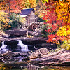 Maker:  Roger Lockridge<br /> Title:  Fall at Babcock State Park<br /> Category:  Landscape/Travel<br /> Score:  13