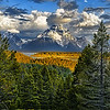 Maker:  Wayne Tabor<br /> Title:  Mt. Moran Sunrise<br /> Category:  Landscape/Travel<br /> Score:  15