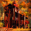 Maker:  Dwayne Anders<br /> Title:  Iron Mill<br /> Category:  Altered Reality<br /> Score:  13