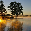 Maker:  Tony Austin<br /> Title:  Sunrise on Lake Hamilton<br /> Category:  Landscape and Travel<br /> Score:  12