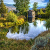 Maker:  Dwayne Anders<br /> Title:  Mountain Pond<br /> Category:  Landscape/Travel<br /> Score:  14