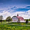 Maker:  Roger Lockridge<br /> Title:  Warrior Barn<br /> Category:  Landscape/Travel<br /> Score:  12