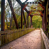 Maker: Roger Lockridge<br /> Title:  Katy Rail to Trail Bridge<br /> Category:  Landscape/Travel<br /> Score:  12