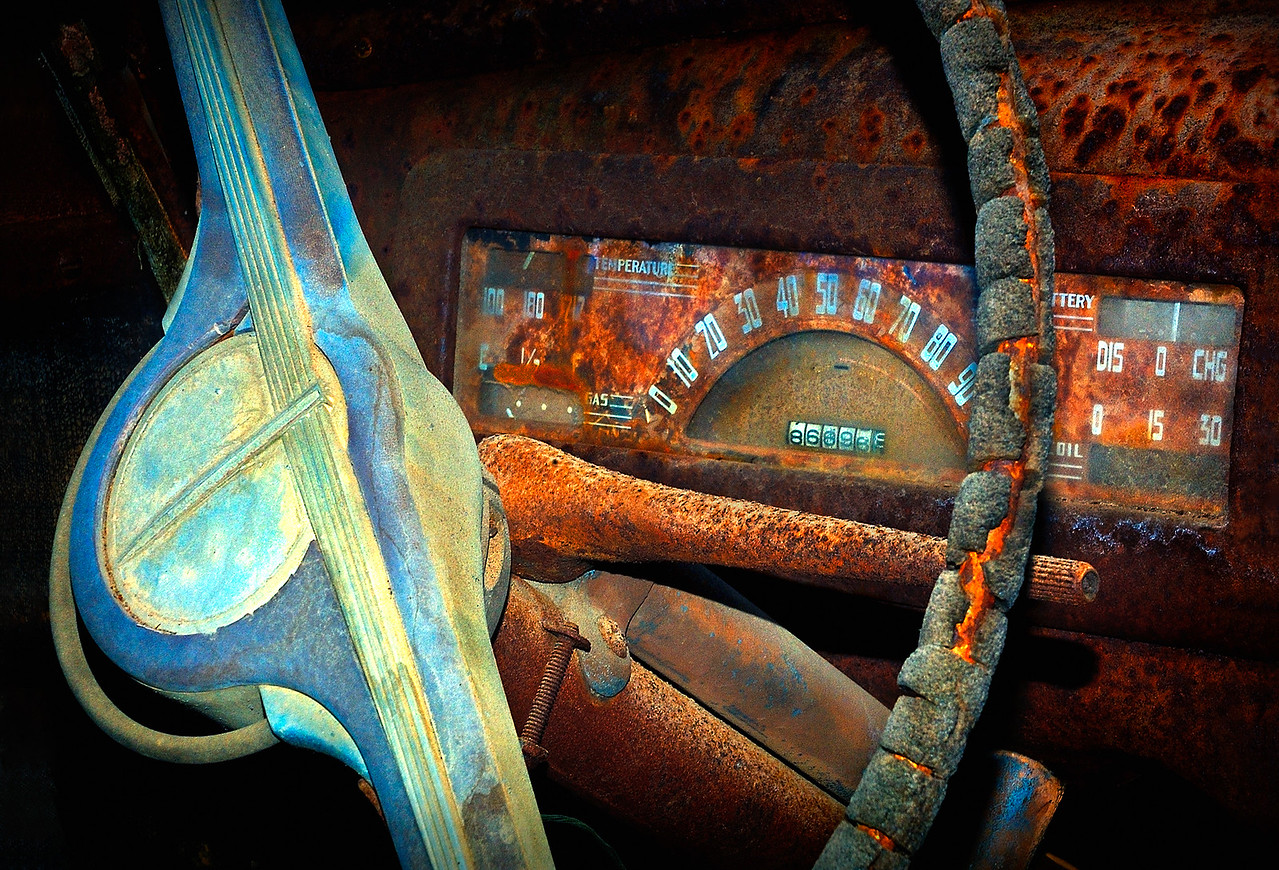 Maker:  Roger Hinton Title:  A Dash of Rust Category:  Alter Reality Score:  14