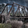 Maker:  Danny Haddox<br /> Title:  Jefferson Bridge<br /> Category:  Pictorial<br /> Score:  13