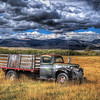 Maker:  Dwayne Anders<br /> Title:  Old Ride<br /> Category:  Landscape/Travel<br /> Score:  13