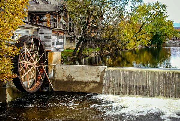 Maker:  Ted Miot<br /> Title:  Old Mill<br /> Category:  Landscape/Travel<br /> Score:  12