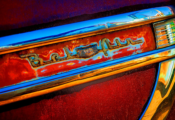 Maker:  Roger Hinton<br /> Title:  Bel Air<br /> Category:  Altered Reality<br /> Score:  14