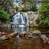 Maker:  Jim Lawrence<br /> Title:  Double Falls 2<br /> Category:  Landscape/Travel<br /> Score:  13