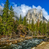 Maker:  Rickey Scroggins<br /> Title:  El Capitan<br /> Category:  Landscape/Travel<br /> Score:  14