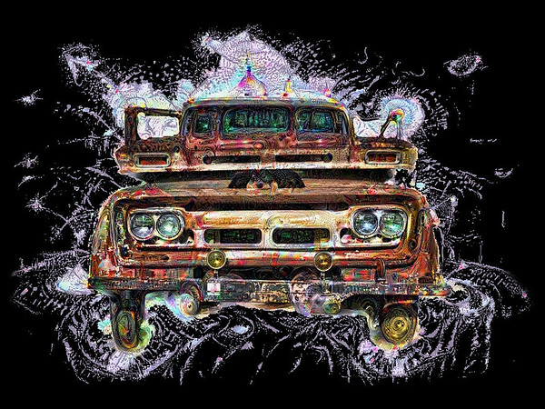 Maker:  Dwayne Anders<br /> Title:  Wild Ride<br /> Category:  Altered Reality<br /> Score:  11