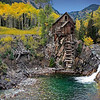 Maker:  Dwayne Anders<br /> Title:  Crystal Mill<br /> Category:  Landscape/Travel<br /> Score:  13