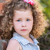 Maker:  Rhonda Tolar<br /> Title:  Princess Curls<br /> Category:  Portraiture<br /> Score:  12