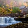 Maker:  Roger Lockridge<br /> Title:  Glade Creek Mill<br /> Category:  Landscape/Travel<br /> Score:  14