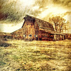 Maker:  Wayne Tabor<br /> Title:  Barn in Storm<br /> Category:  Altered Reality<br /> Score:  13