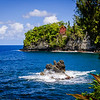 Maker:  Rickey Scroggins<br /> Title:  Hawaiian Coast<br /> Category:  Landscape/Travel<br /> Score:  12