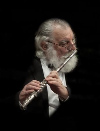 Maker:  Linda Holloway<br /> Title:  Flautist in Formal<br /> Category:  Portraiture<br /> Score:  13
