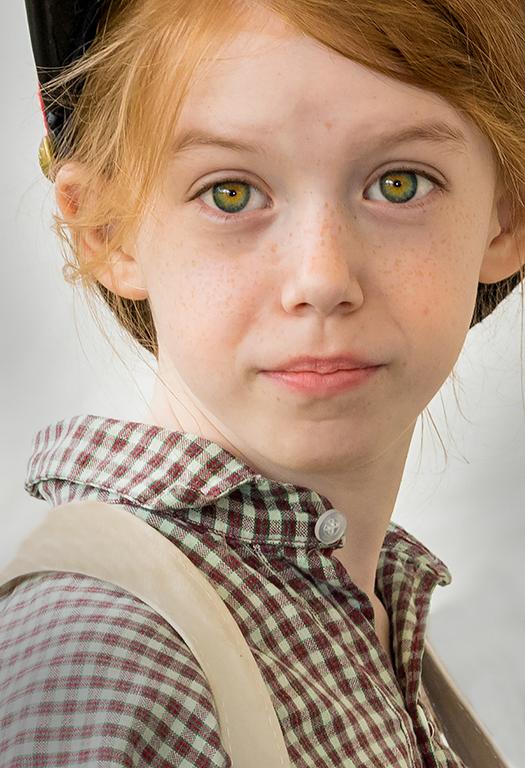 Maker:  Dale Lindenberg Title:  Sweet Little Girl Category:  Portraiture Score:  12