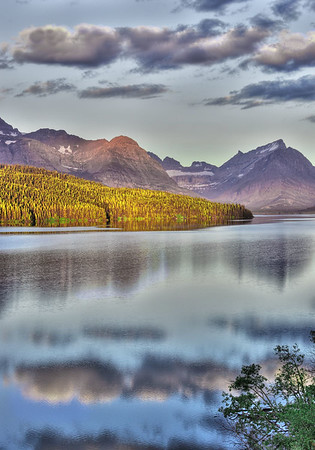 Maker:  Wayne Tabor<br /> Title:  Glacial Morning<br /> Category:  Landscape/Travel<br /> Score:  12
