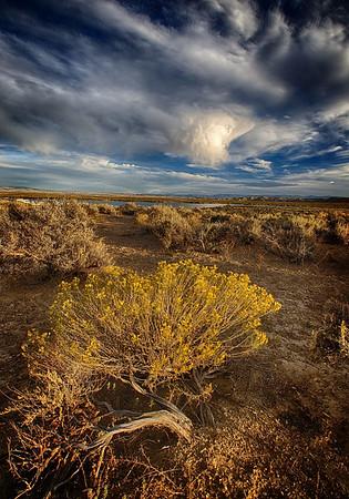 Maker:  Wayne Tabor<br /> Title:  Sky over Ghost Lake<br /> Category:  Landscape/Travel<br /> Score:  14