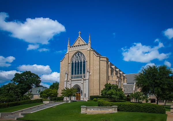 Maker:  Roger Lockridge<br /> Title:  Saint Mark's Cathedral<br /> Category:  Landscape/Travel<br /> Score:  11