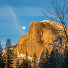 Maker:  Rickey Scroggins<br /> Title:  Half Doom Moonrise<br /> Category:  Landscape/Travel<br /> Score:  12