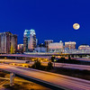 Maker:  Larry Phillips<br /> Title:  Blue Hour Cityscape<br /> Category:  Landscape/Travel<br /> Score:  13