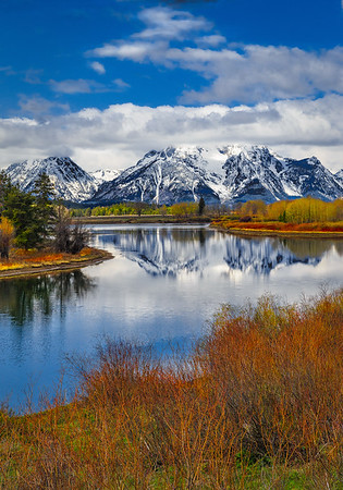 Maker:  Mike Smith<br /> Title:  Oxbow Bend<br /> Category:  Landscape/Travel<br /> Score:  14