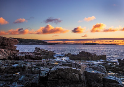 Maker:  Wayne Tabor Title:  Bar Harbor Maine Category:  Landscape/Travel Score:  12