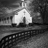 Maker:  Mike Smith<br /> Title:  Alabama Church<br /> Category:  Black & White<br /> Score:  11