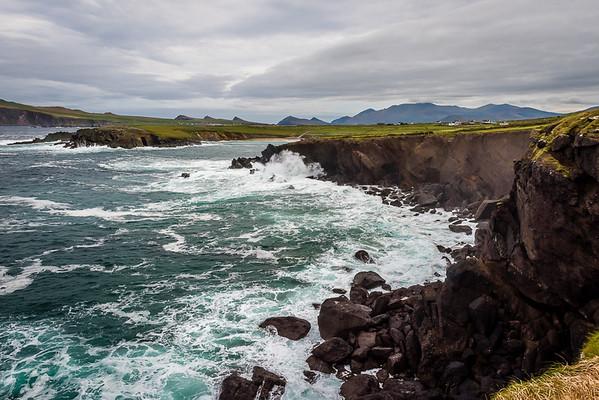 Maker:  Jim Lawrence<br /> Title:  Slea Head Ireland<br /> Category:  Landscape/Travel<br /> Score:  13