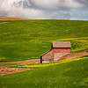 Maker: Wayne Tabor<br /> Title:  Palouse Barn<br /> Category:  Pictorial<br /> Score:  11