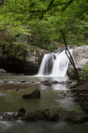 Maker:  Cindi Circu<br /> Title:  Falls Creek Falls<br /> Category:  Landscape/Travel<br /> Score:  12