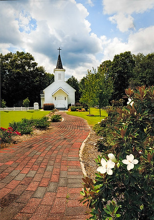 Maker:  Mike Smith<br /> Title:  Methodist Church<br /> Category:  Pictorial<br /> Score:  12