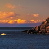 Maker:  Wayne Tabor<br /> Title:  Maine Coast Sunrise<br /> Category:  Pictorial<br /> Score:  11