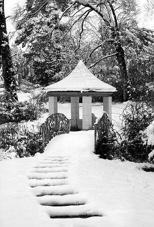 Maker:  Mike Smith<br /> Title:  Stone Chapel in snow<br /> Category:  Pictorial<br /> Score:  11