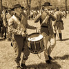 Maker:  Roger Lockridge<br /> Title:  Fife and Drum<br /> Category:  Black & White<br /> Score:  11